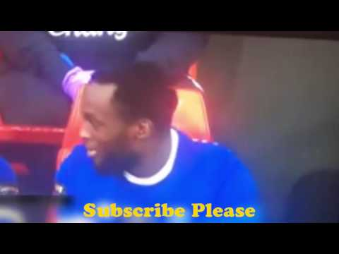 ROMELU LUKAKU'S REACTION TO ROBERTO MARTINEZ AS BELGIUM MANAGER