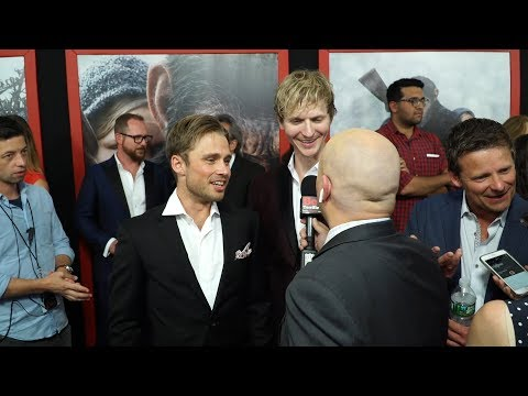 Chad Rook and Max LloydJones Live from Red Carpet