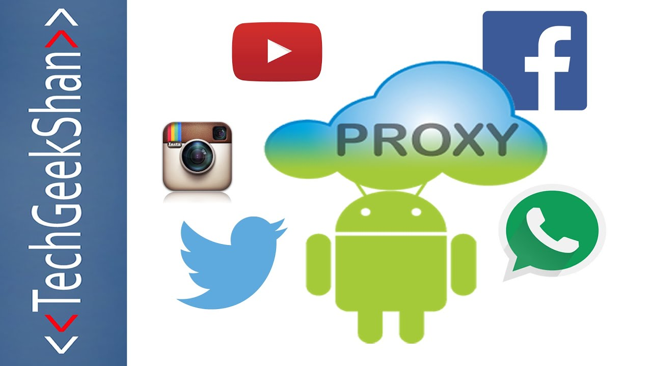 Access Internet by all Android apps in Proxy network   No Root   Wi Fi