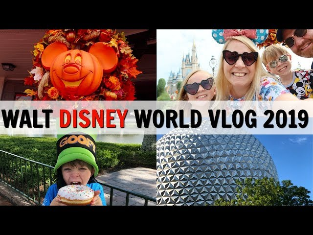 WALT DISNEY WORLD VLOG 2019: Port Orleans Hotel Tour, Halloween Magic Kingdom and Meeting Stitch!