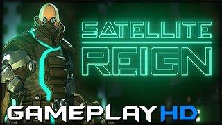 Satellite Reign Gameplay (PC HD) [1080p]