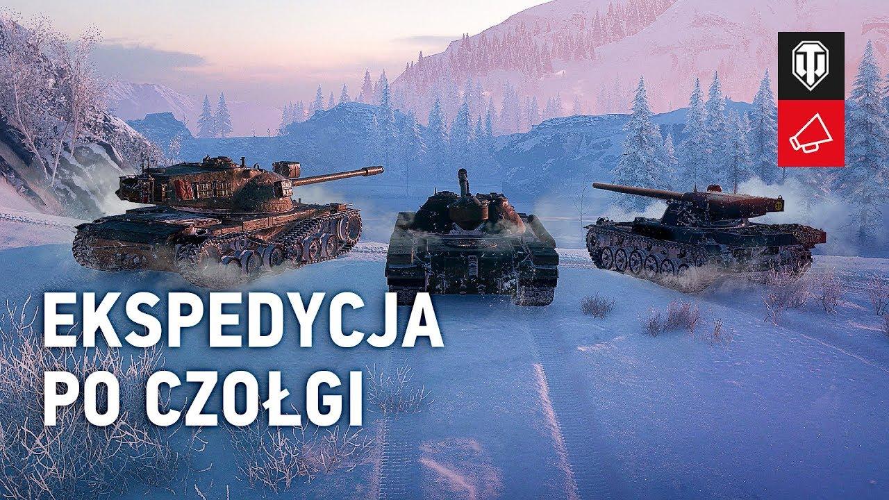 Ekspedycja: wielka wyprawa po czołgi [WoT Polska]