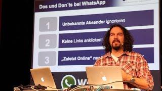 Chancen und Risiken im Internet mit IT-Spezialist Erwin Markowsky
