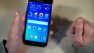 обзор Samsung Galaxy J5 (j500H/DS)