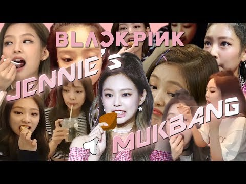 JENNIE's MUKBANG(Eating) | 제니의 먹방