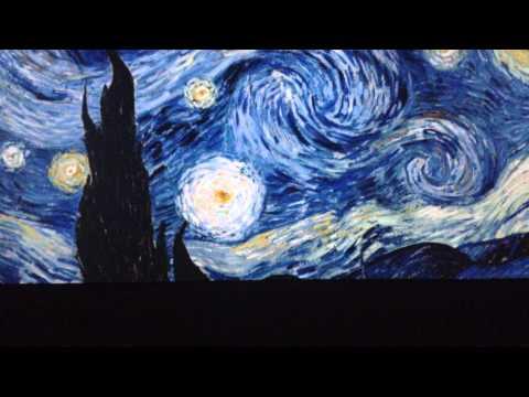 Vincent Van Gogh Interactive animation ( Ван Гог Движущиеся картины)