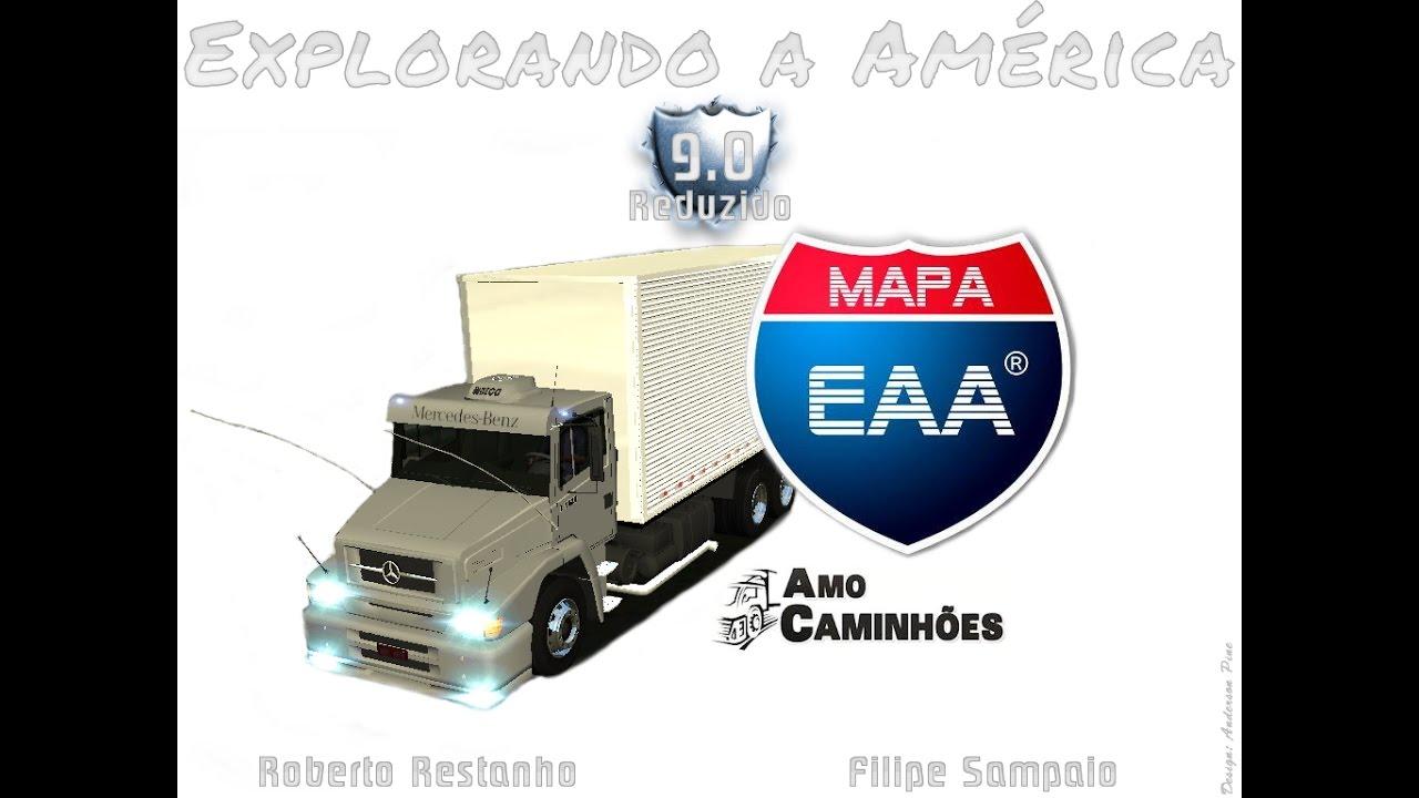 V8 A MAPA AMERICA BAIXAR EXPLORANDO