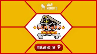 War Robots [WR] Champion League Livestream