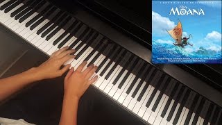 [Moana] Alessia Cara - How Far I'll Go (single) (Piano Cover)