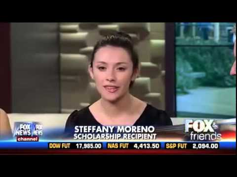 Marine Corps Scholarship Foundation on Fox & Friends