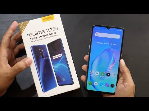 Realme X2 Pro Unboxing & Overview with 90Hz Screen & 50W Charging