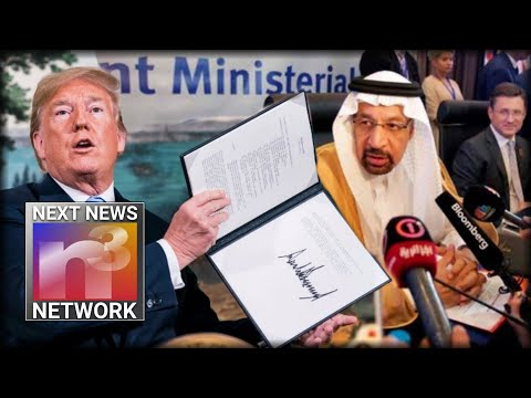 Trump Makes HUGE Move Against OPEC With ONE WORD That Will Make Them ALL Take Notice