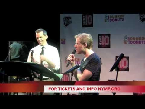NEW YORK MUSICAL THEATRE FESTIVAL PERFORMANCE HIGHLIGHTS, PRESS CONFERENCE