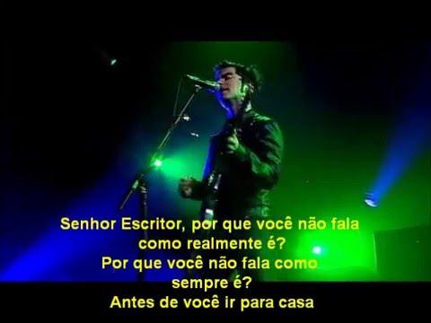 Stereophonics - Mr Writer - TRADUÇÃO (Live from Dakota)