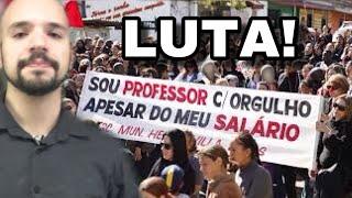 Protestos contra os cortes na educação | Ricardo Marcílio