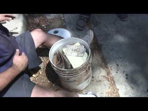 Time Capsule buried in 1976 is found in Los Angeles neighborhood