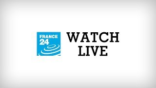 FRANCE 24 Live - International Breaking News & Top stories - 24/7 stream