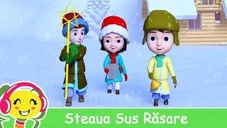 Steaua Sus Rasare Cantece de Craciun pentru copii