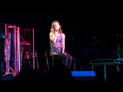 Katharine McPhee - Never Give All The Heart (Live @ Clearwater, FL)