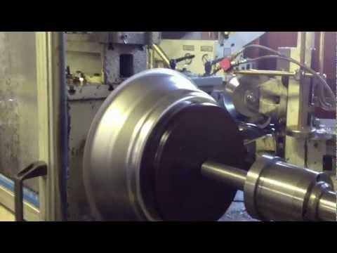 3-piece BBS RS HRE Forged 6061T6 flow formed widening rim halves Lip Rebarrel