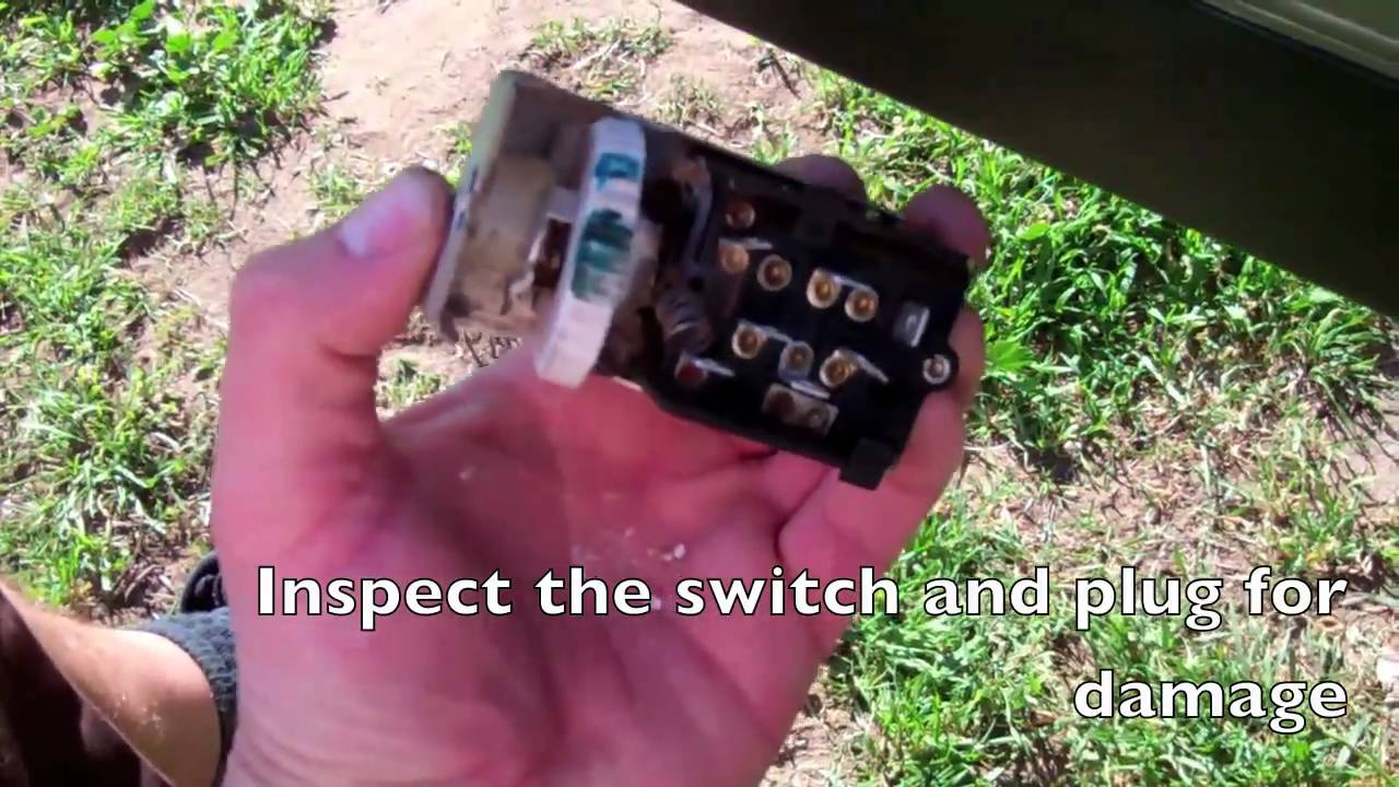 1954 chevy headlight switch wiring diagram [ 1280 x 720 Pixel ]