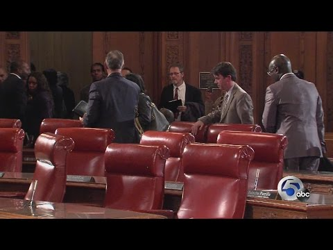 Administration walks out on Cleveland council meeting