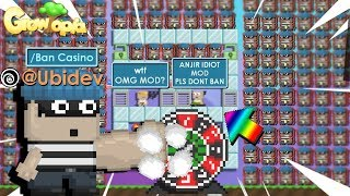 The End of CASINO WORLDS || Growtopia