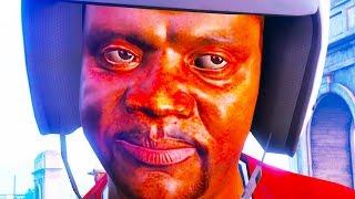 Dieser Mann hat einen schrecklichen Grand Theft Auto Online Unfall.