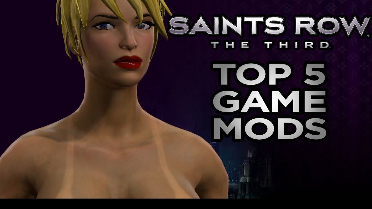 saints row the third sex mods