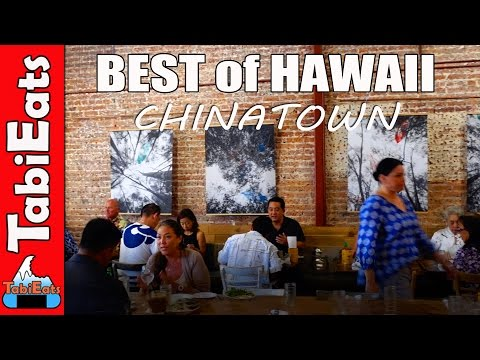 Why You Should Visit Honolulu's Chinatown-Hawaii Vlog 2016