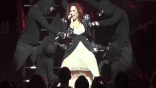 Demi Lovato HD - Unbroken - Rosemont Theatre - Chicago 2011