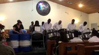 O Little Town of Bethlehem performed by Prince of Peace Steel Orchestra