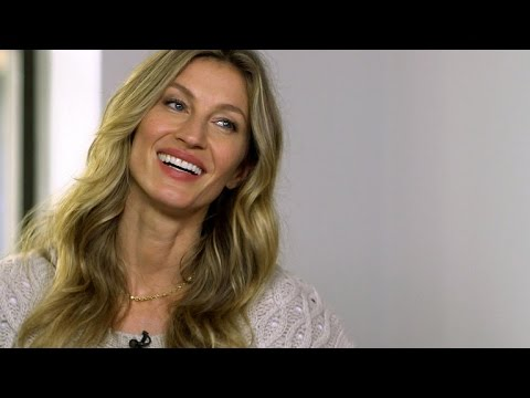 Gisele Bündchen on new book, modeling career and family