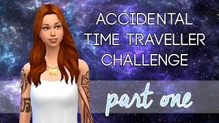 Let's Play The Sims 4   Accidental Time Traveller Legacy Challenge – Part 1