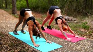 Warm Up for Core Strength, Low Back Pain, Yoga Stretches Routine, How to Stretch Abs Workout Warmup,