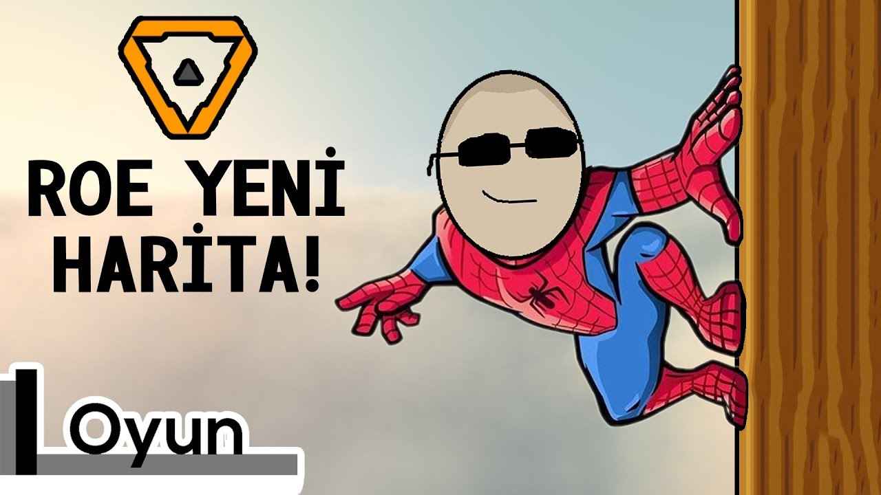 Ring of Elysium - Yeni Harita Ve Tatlı Örümcek Adam Mekanikleri