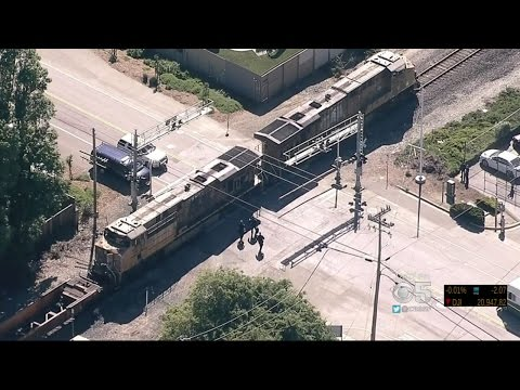 Student Killed By Train In San Leandro