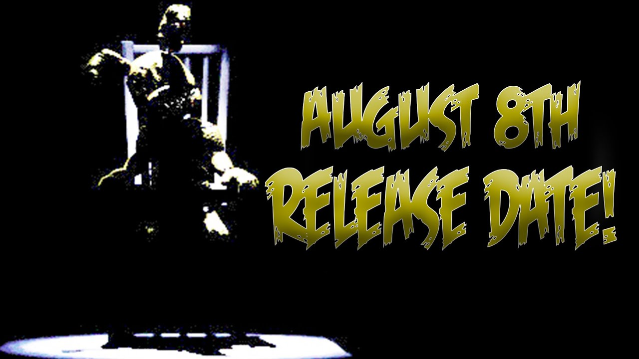 AUGUST 8th RELEASE DATE! | Five Nights at Freddy's 4 NEWS
