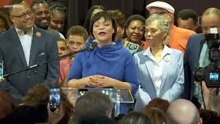 LaToya Cantrell elected as first New Orleans mayor; 'No one will be left behind'