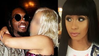 Offset Caught Cheating on Cardi B on Video, Also Videos from Cardi B are said to be Leaked Too