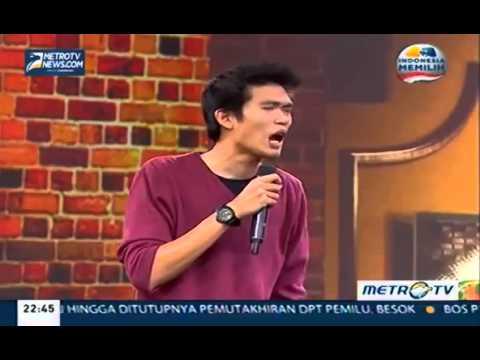 STEP (LUCU) Cara Berpacaran Di Motor - Aldes Stand Up Comedy Show MetroTV