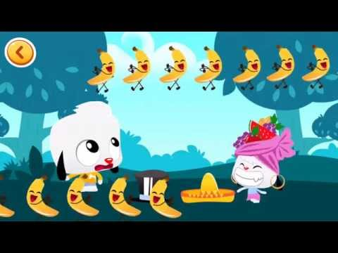 Let's Play! Play Kids - iPhone app demo for kids