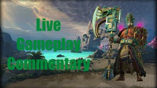 Smite Live Gameplay Commentary Chaac