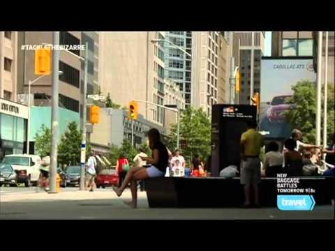 Bizarre Foods Toronto