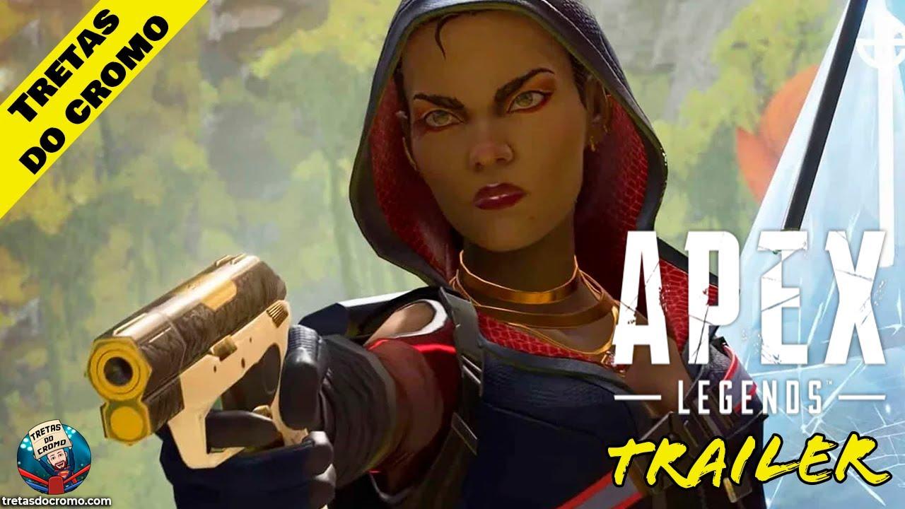 Apex Legends recebe trailer para o evento Genesis Collection