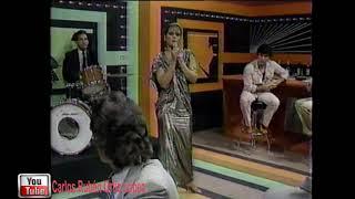 Alida Arizmendi, Salvador Pineda y Pedro Telemaco