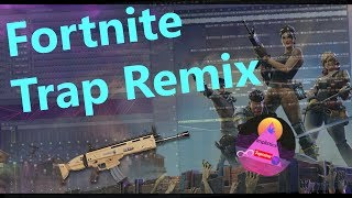 [FREE] Fortnite Trap Remix Beat | Implistics