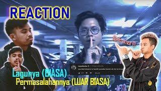 REACTION | No Sm:(le Zone M.RO - Ericko Lim |