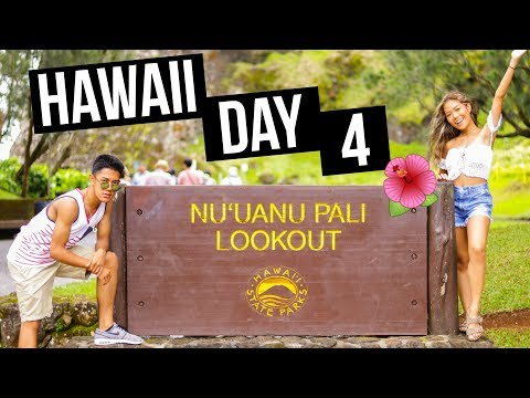 Hawaii Vlog Day 4: Road to Polynesian Cultural Center || FarinaVlogs