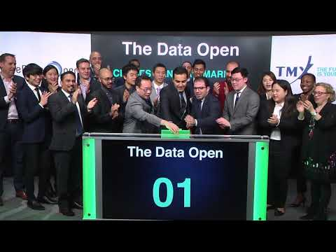 The Data Open Closes Toronto Stock Exchange, January 26, 2018